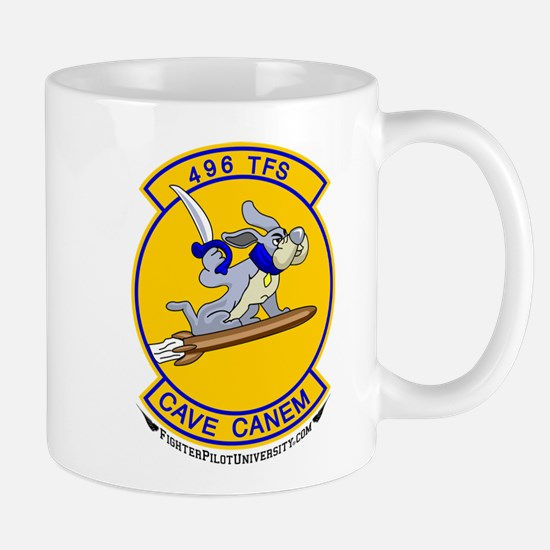 496th TFS World's Finest. Mug