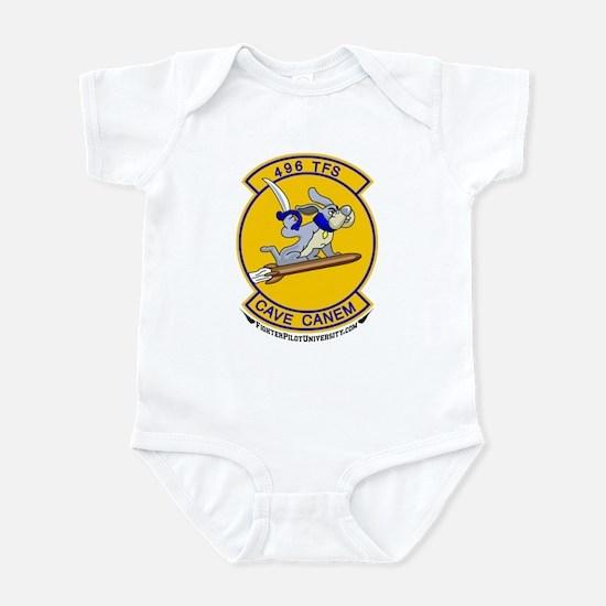 496th TFS World's Finest. Infant Bodysuit