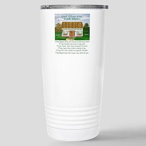 House Blessing (Brigid) Stainless Steel Travel Mug