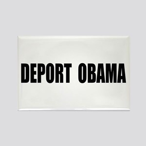 Deport Obama Rectangle Magnet