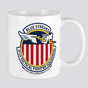 91st TFS Blue Streaks Mug