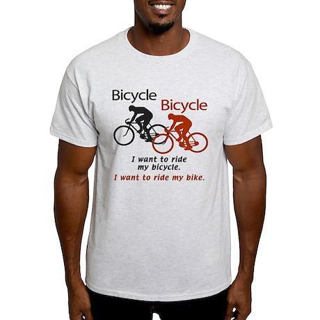 Bicycle Bicycle Light T-Shirt