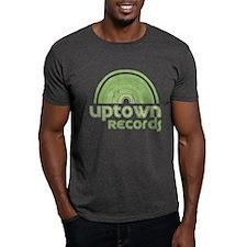 Uptown Records Dark T-Shirt
