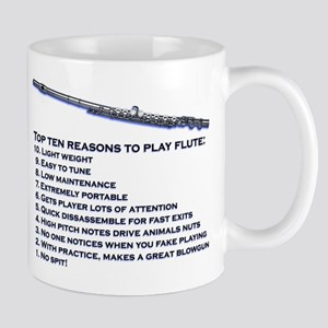 Flute Top 10 Stainless Steel Travel Mugs