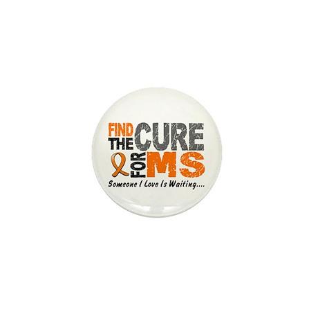 Find The Cure 1 MS Mini Button