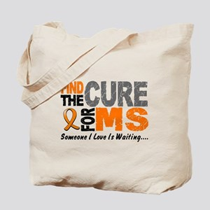 Find The Cure 1 MS Tote Bag