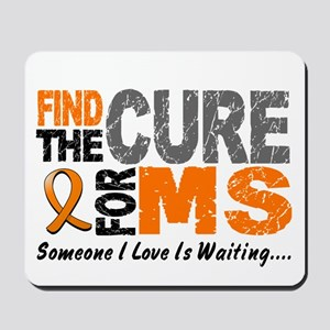 Find The Cure 1 MS Mousepad