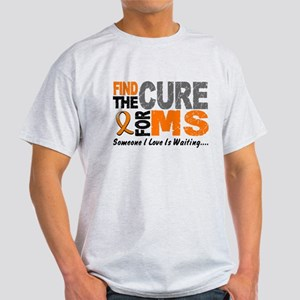 Find The Cure 1 MS Light T-Shirt