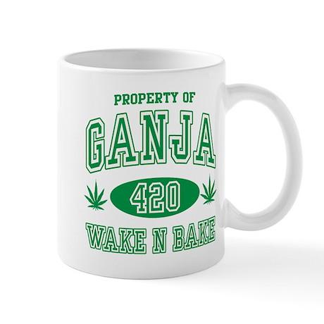 Ganja Legalize It Mug