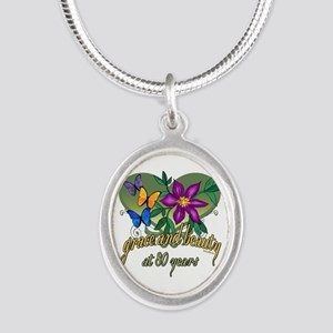 80th Birthday Beauty and Grace Necklaces
