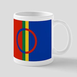 Sami Flag 11 oz Ceramic Mug