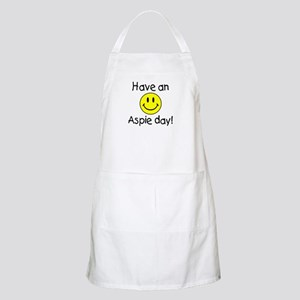 Have An Aspie Day BBQ Apron