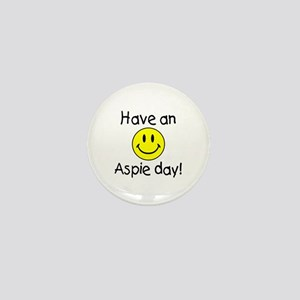 Have An Aspie Day Mini Button