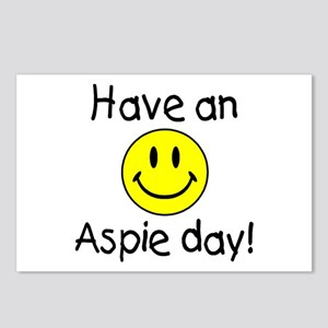 Have An Aspie Day Postcards (Package of 8)