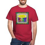 Celebrate Diversity Black or Dark Color T-Shirt