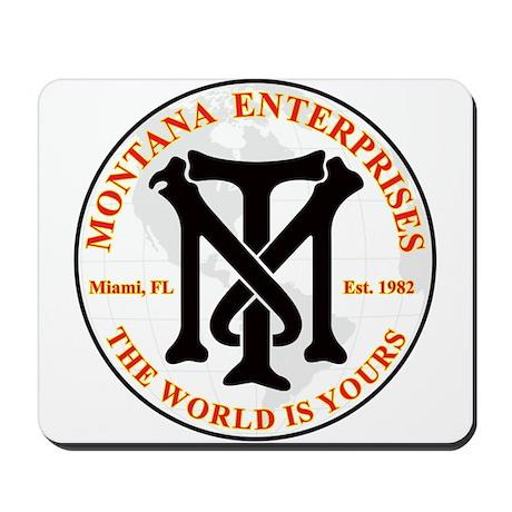 Montana Enterprises Mousepad