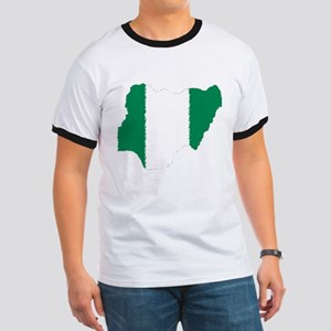 Vintage Nigeria Ringer T