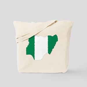 Vintage Nigeria Tote Bag