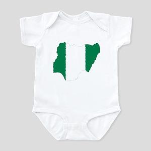 Vintage Nigeria Infant Bodysuit