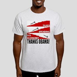 Obama Nomics Light T-Shirt