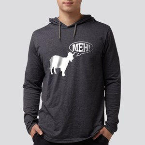 Goat meh Long Sleeve T-Shirt