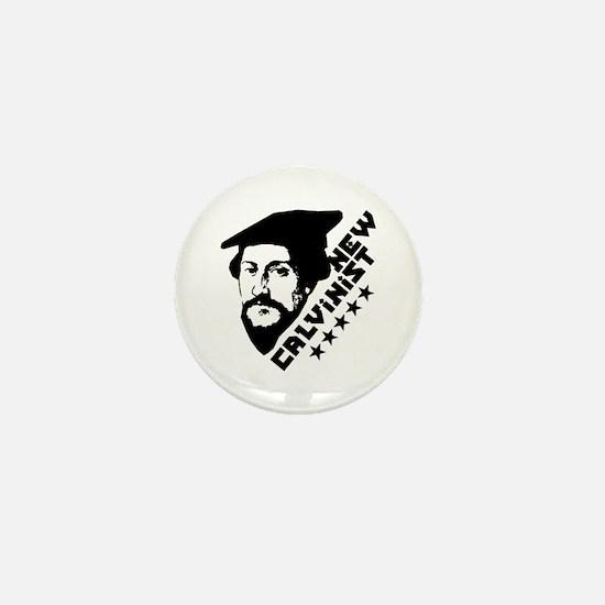 New Calvinist-Comrade Mini Button