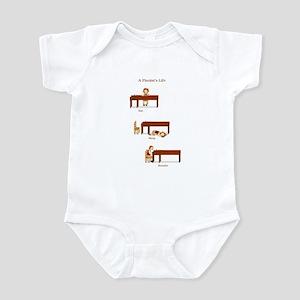 A Pianist's Life Infant Bodysuit