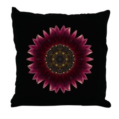 Sunflower Moulin Rouge I Throw Pillow