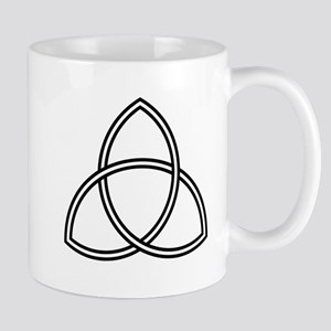 Simple Triquetra Mug