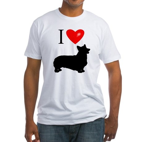 LUV Pembroke Fitted T-Shirt