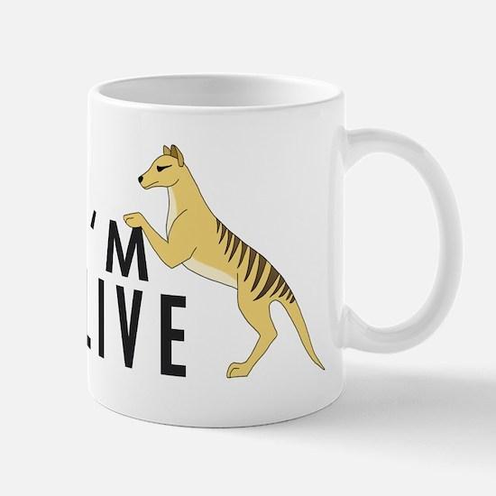 I'm Alive -- Thylacine Mug