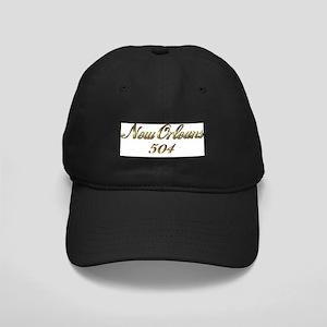New Orleans Loiuisiana Black Cap
