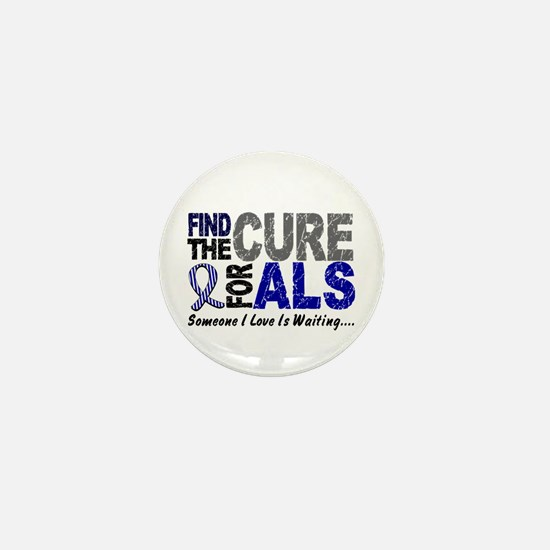 Find The Cure 1 ALS Mini Button