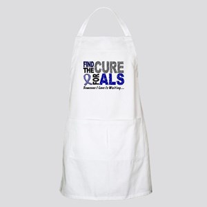 Find The Cure 1 ALS BBQ Apron