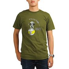 Billiards Frog 9 T-Shirt