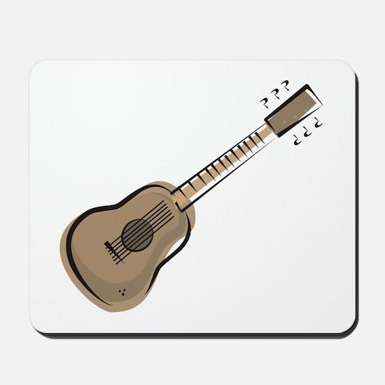 GUITAR (4) Mousepad
