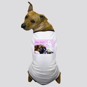 Happy Easter boxer Dog T-Shirt