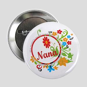 "Wonderful Nana 2.25"" Button"