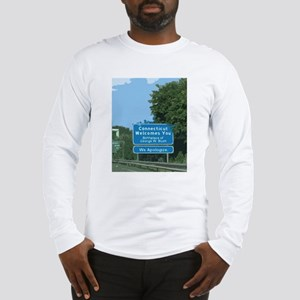 Connecticut Apology Long Sleeve T-Shirt