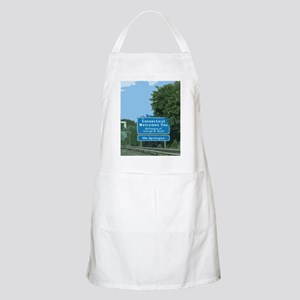 Connecticut Apology BBQ Apron