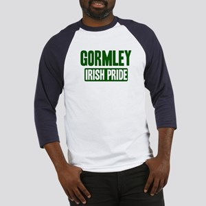 Gormley irish pride Baseball Jersey