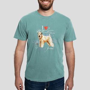 Wheaten Terrier Women's Dark T-Shirt