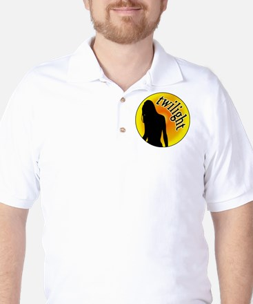 Twilight Moon Golf Shirt