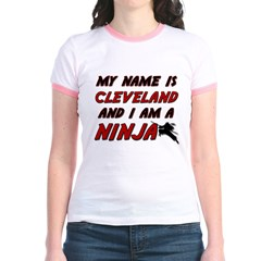 my name is cleveland and i am a ninja T