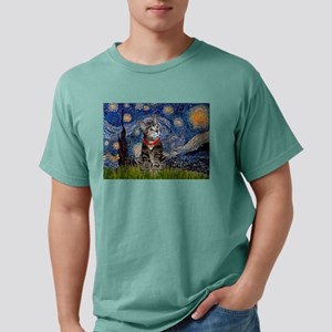 Starry Night / Tiger Ca T-Shirt