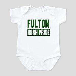 Fulton irish pride Infant Bodysuit