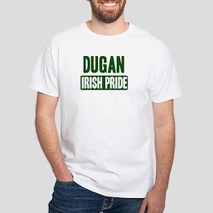 Dugan irish pride White T-Shirt