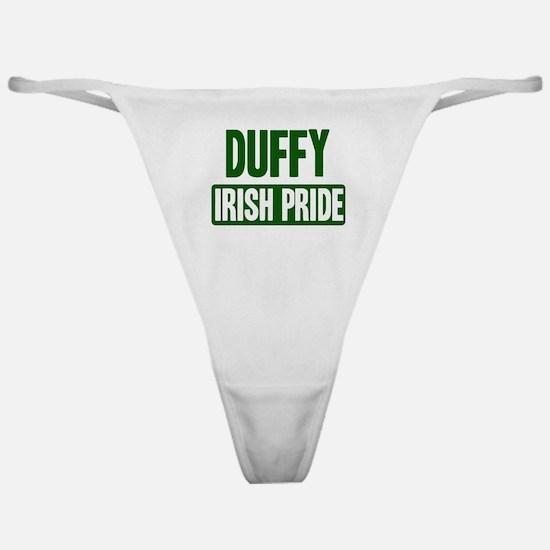 Duffy irish pride Classic Thong