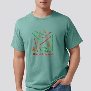 Merry Christmas Worldwide Languages T-Shirt