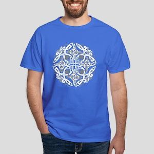 Celtic Mandala Emblem Dark T-Shirt